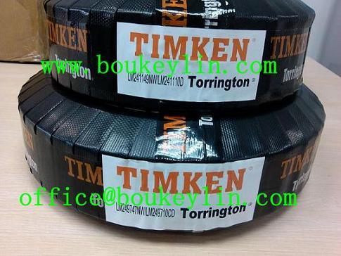 M244249DGW 902G3 tapered roller bearing