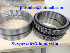 NA659/654D Double-Outer Ring Tapered Roller Bearings 76.200x152.400x95.250mm