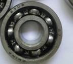 6038 deep groove ball bearings 190x290x46