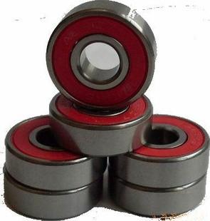 608RS deep groove ball bearings 8x22x7mm