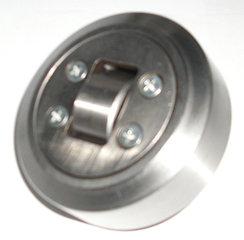 CF16VUUE track rollers bearing 16x35x52mm