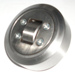 LR5005-2RS track rollers bearing 25x52x16mm