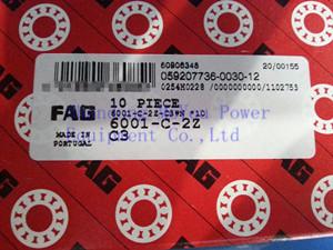 FAG 6001-C-2Z-C3 Bearings