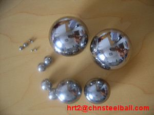 2.0mm SS440/SS440C Stainless Steel Ball