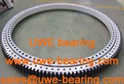014.75.3550 external teeth UWE slewing bearing