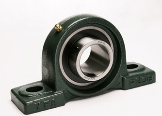 UC215 pillow bock bearing 75x130x77.8mm