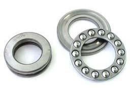 51180MP Thrust Ball Bearings 400x480x65mm