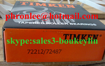 71450/71751D tapered roller bearing 114.3x177.8x69.85mm