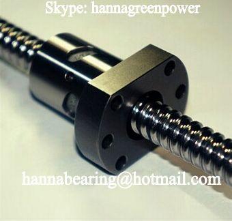 SFU01604-4 Ball Screw Nut 16x28x40mm