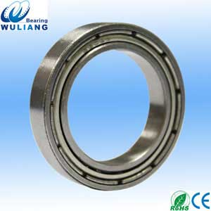 SS6805zz SS6805-2RS Stainless Steel Ball Bearing 25x37x7mm