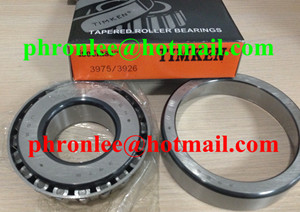 3975/3926 Tapered Roller Bearing 50.8x112.713x33.338mm