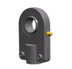 Radial Spherical Plain Bearings GEEW45ES 45mm*68mm*45mm