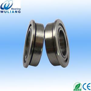 SMF137ZZ flange bearing 7x13X4mm