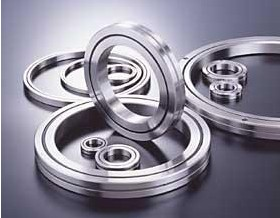 RA14008 Thin-section outer ring division Crossed Roller Bearing