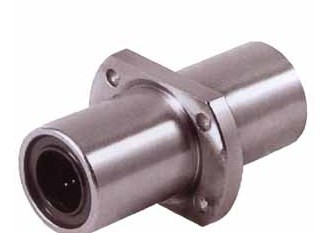 LMFC25LUU Flange Type Linear Bearing 25x40x112mm