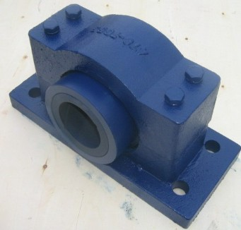 SN213 shaft block bearing 75x120x80mm
