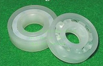 POM6001 Plastic Bearings 12x28x8mm