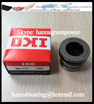 NBX 2030Z Combined Needle Roller Bearing 20x30x30mm