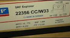 22356CC/W33, 22356CC/C3W33, 22356CA/W33 bearing 280x580x175mm