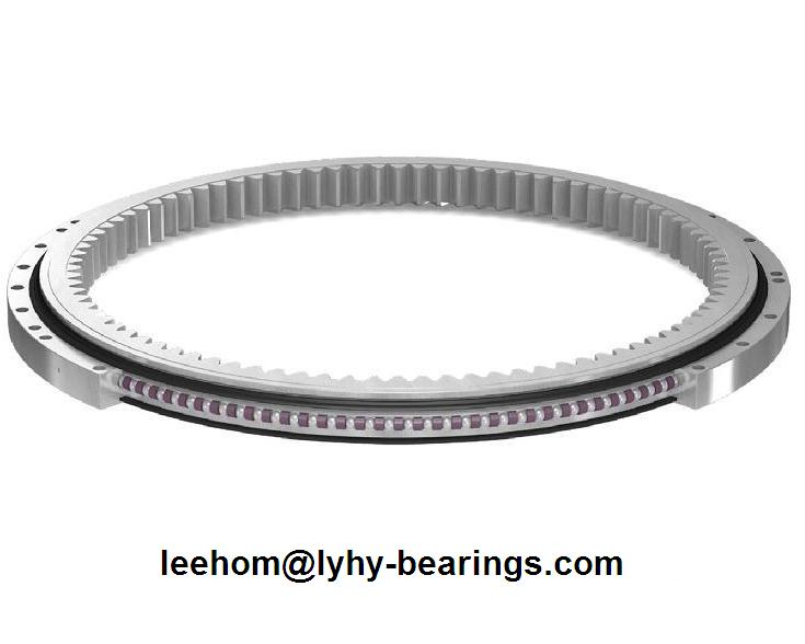 RKS.22 0411 slewing ring bearing 325mmx518mmx56mm