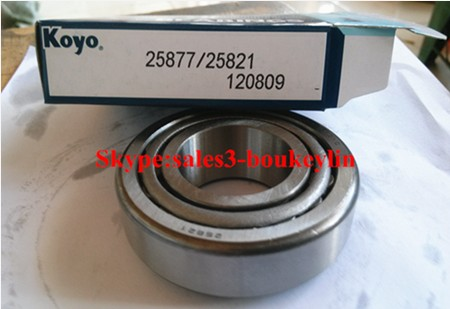 25878/25821 Inch Tapered Roller Bearings 34.925x73.025x23.812mm