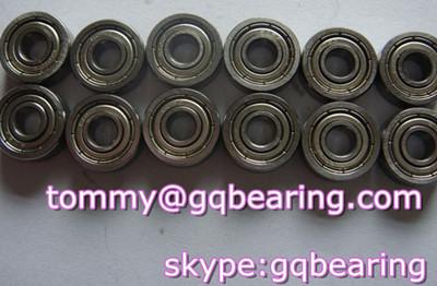 R156 ZZS Miniature Ball Bearing