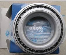 LM12748/LM12710 bearing 21.43×45.237×15.494mm