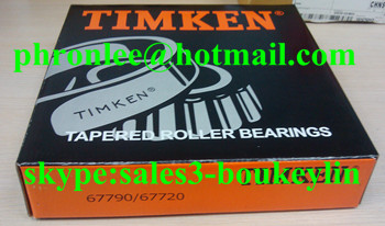 67389/67325D tapered roller bearing 130.175x200.025x85.725mm