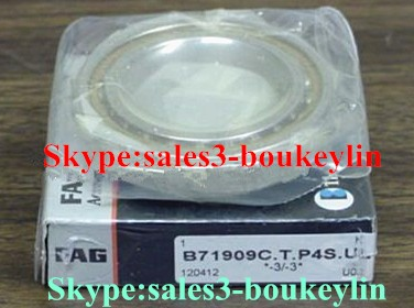 B71909-C-T-P4S Spindle Bearing 45x68x12mm