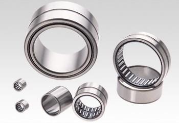 RNA8X15X10TN Solid collar needle roller bearing 8x15x10mm