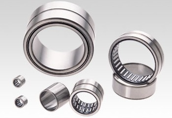 RNA8X19X9 Solid collar needle roller bearing 8x19x9mm
