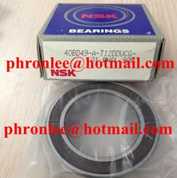 40BD49 Auto Air Conditioner Compressor Bearing 40x62x20.5mm