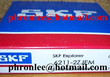6315-2RSJEM Deep Groove Ball Bearing 75x160x37mm