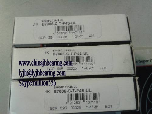 B7006-C-T-P4S-UL bearing 30x55x13mm