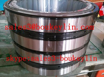 LM761648DW 90025 four row inch tapered roller bearing