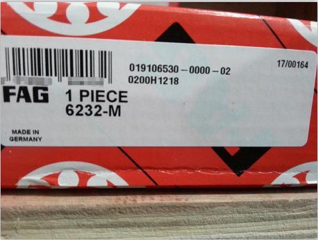 FAG 6232M Bearings