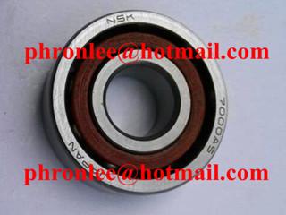7005A5 Angular Contact Ball Bearing 25x47x12mm