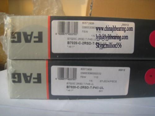 B7020-C-2RSD-T-P4S-UL bearing 100x150x24mm