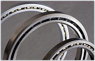 KC055AR0 bearing 139.7x158.75 x9.525 mm