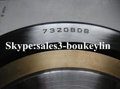 7320BDB Angular Contact Ball Bearings 100x215x94mm