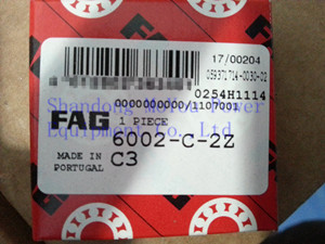 FAG 6002-C-2Z-C3 Bearings