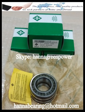 SL04 5007 PP 2NR Full Complement Cylindrical Roller Bearing 35x62x36mm