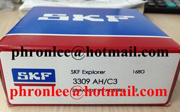 3309 A C3 Angular Contact Ball Bearing 45x100x39.7mm