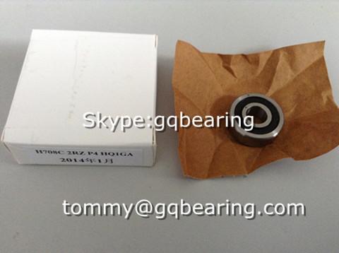 H7002C.T.HQ1.P4A High Precision Angular Contact Ball Bearing 15x32x9mm