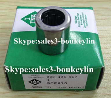 BCE610 Drawn cup needle roller bearings 9.525x14.288x15.875mm