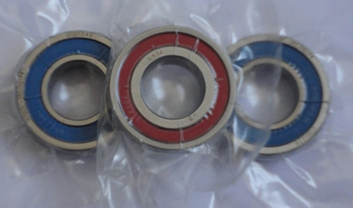 QJ208 Four point contact ball bearing QJ series