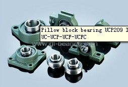 UC201 insert bearing