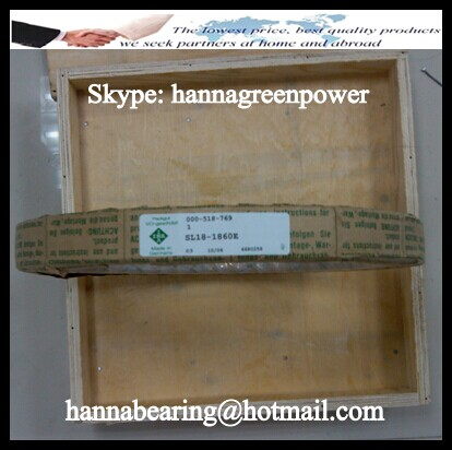 SL181876-E Full Complement Cylindrical Roller Bearing 380x480x46mm