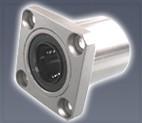 LMEK30UU Square flange type linear bearing 30x47x68mm