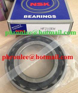 NF210EW Cylindrical Roller Bearing 50x90x20mm